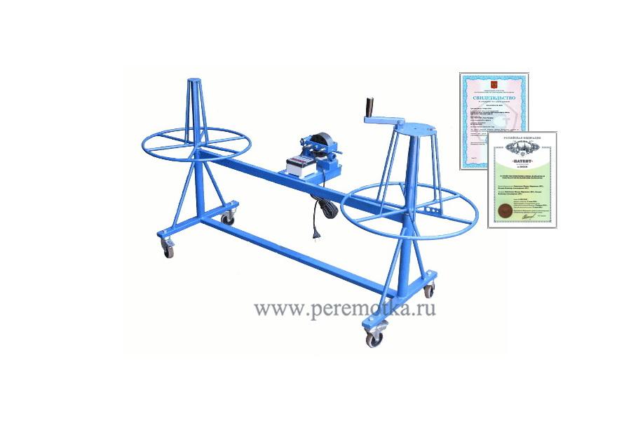 Устройство намотки кабеля УНК-30М